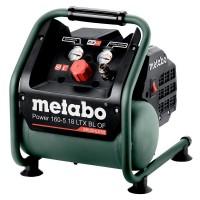 Metabo Accu-compressor Power 160-5 18 LTX BL OF, doos (zonder accu en lader) - 601521850