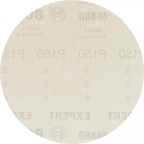 Bosch Professional EXPERT M480 Schleifnetz für Exzenterschleifer, 150mm, G 150, 50Stück - 2608900701