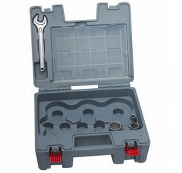 Bosch Scies-trépans diamantées à sec Dry Speed Best for Ceramic, set de 3 pièces 14, 25, 35 mm