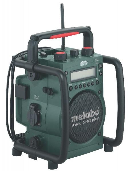 Metabo Baustellenradio RC 14.4-18