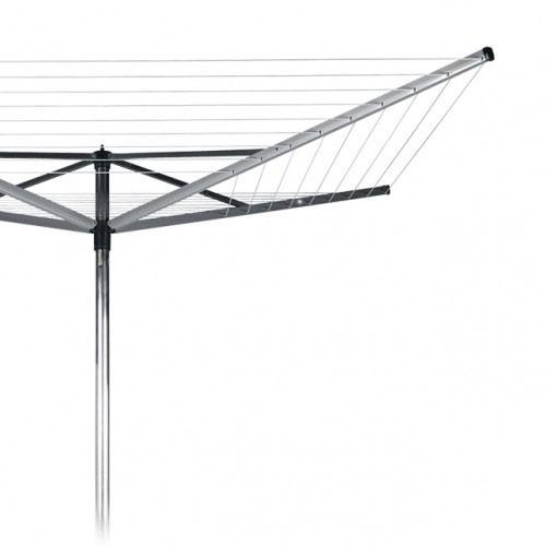 Brabantia Compact 50 meter - Silver