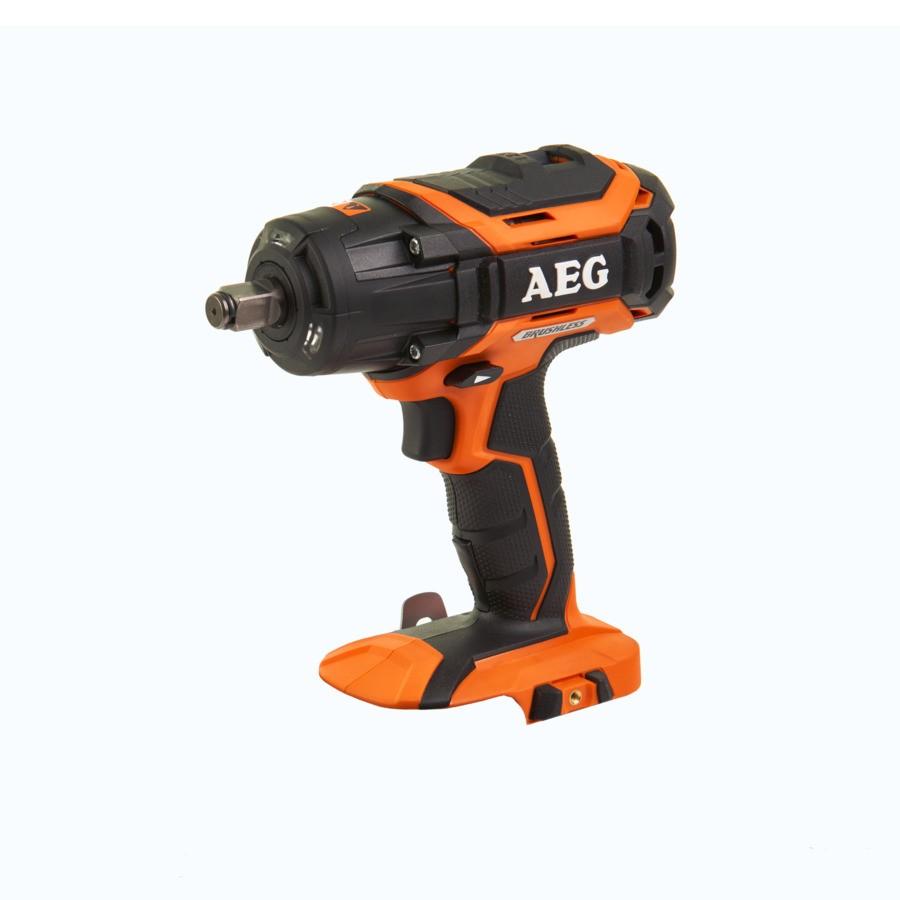 AEG Elektrowerkzeuge Koolborstelloze slagmoersleutel 1/2 BSS18C12ZBL-0 - 4935459426
