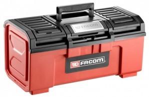 Facom Werkzeugkasten, Kleines Modell 19'' selbstschließend, 2,1 kg - BP.C19N