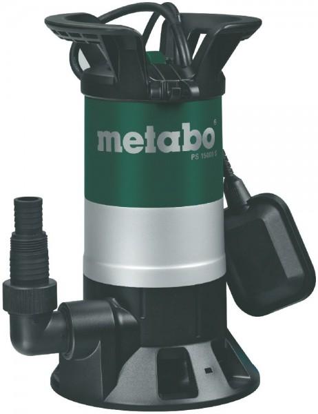 Metabo Pompe immergée pour eau polluée PS 15000 S