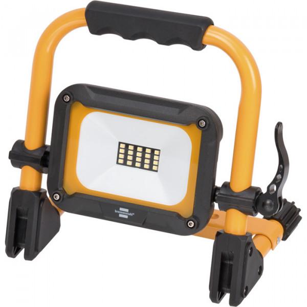 Brennenstuhl Lampada LED portatile a batteria ricaricabile JARO,1000 MA, 10W, 1000lm, IP54 - 1171250135
