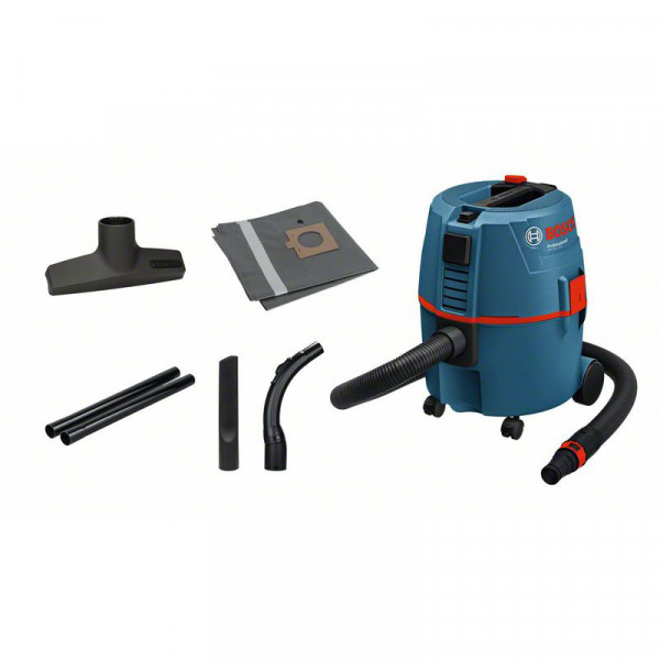 Bosch Professional Nass-/Trockensauger GAS 20 L SFC Professional - 060197B000