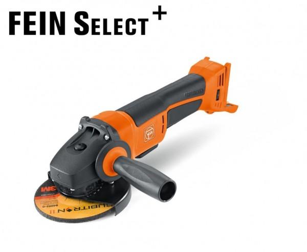 Fein CCG 18-115 BLPD Select Haakse accuslijper Ø 115 mm, 18V, zonder accu en lader - 71200362000