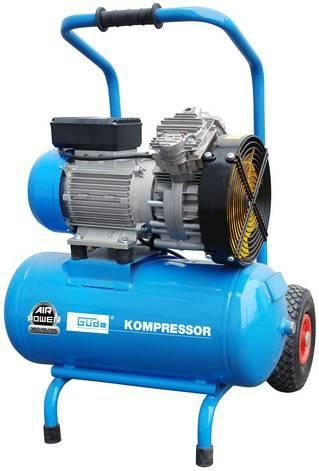 Güde AIRPOWER 350/10/25 Ölfreier Kompressor