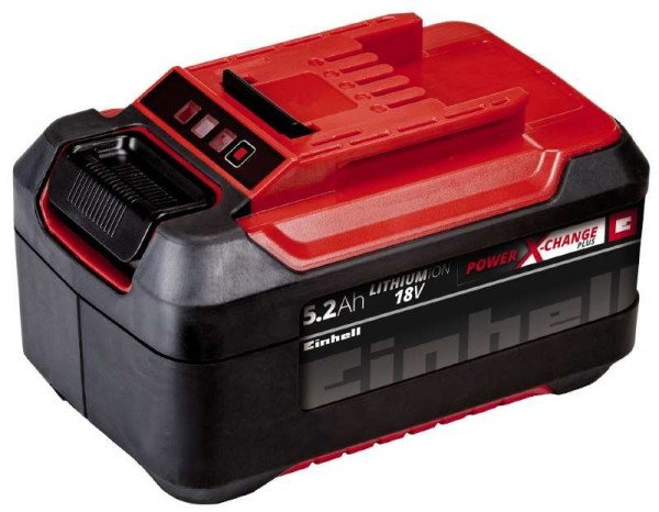 Einhell Batterie Power X-Change Plus 18 V, 5,2 Ah - 4511437