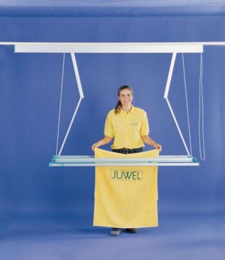 JUWEL Séchoir Samba 200- Montage facile au plafond