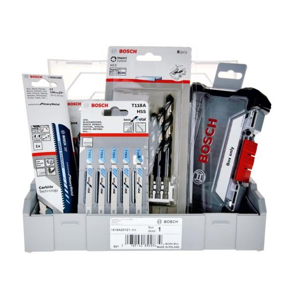 Bosch Boîte accessoires - bois 19-pce. - 06159975V4