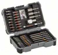 Bosch 43-delige bit- en dopsleutelset, 25 mm, 75 mm - 2607017164