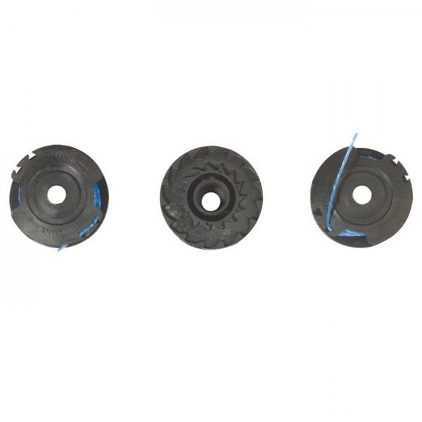 Ryobi 3 x Fadenspulen, Fadenstärke 1,6 mm RAC125 - 5132002434