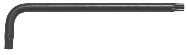 Bahco Tournevis d'angle, ip-7, bruni, ø2,5mm, 16x80mm - 1976torx-t7