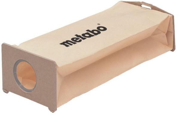 Metabo 5 sachets à poussière pour 6.31289, SR, SXE