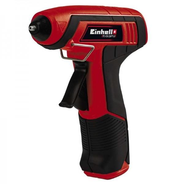Einhell Pistola per colla a caldo a batteria, TC-CG 3,6/1 Li - 4522190