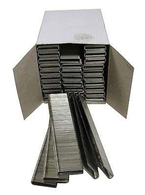 Güde Klammern 13mm 2500 Stück - verzinkt