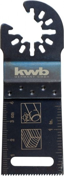 KWB Invalzaagblad, CV, 34 mm - 709154