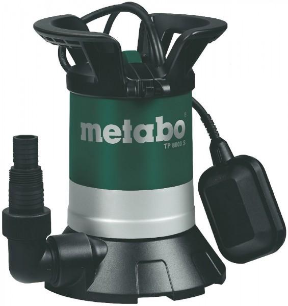 Metabo Pompe immergée pour eaux claires TP 8000 S
