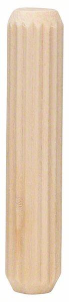 Bosch Chevilles en bois 8 mm, 40 mm, 150er-pièces