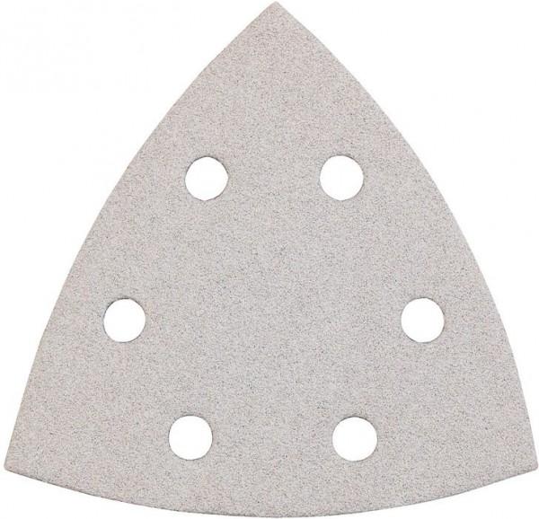 KWB QUICK-STICK schuurdriehoeken, HOUT & LAK, Silberschliff, 96 mm - 492508