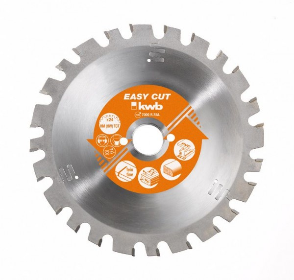 KWB Cirkelzaagblad voor cirkelzagen ø 160 mm - 584533