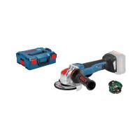 Bosch Smerigliatrice angolare a batteria GWX 18V-10 PSC, L-BOXX - 06017B0800