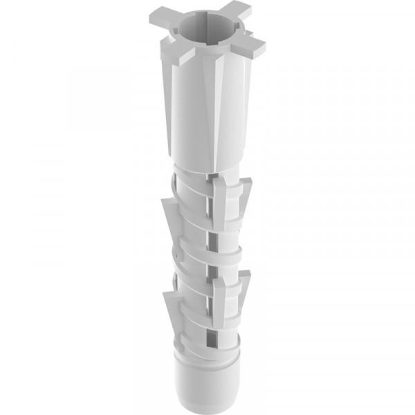 TOX Tassello universale Tetrafix 5x25mm, 100 pezzi - 21100021