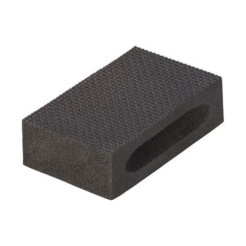 Wolfcraft Schuurblok, diamant bestrooid, korrel 120, 90x55mm - 2887000