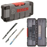 Bosch Professional Set di lame per seghetto alternativo Wood and Metal, 30 pz. - 2607010903