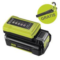 Ryobi Pack batterie, MaxPower 36 V/4Ah - RY36BC17A-140