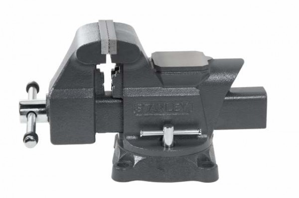 Stanley 125mm/5 Zoll MaxSteel Schraubstock schwere Ausführung