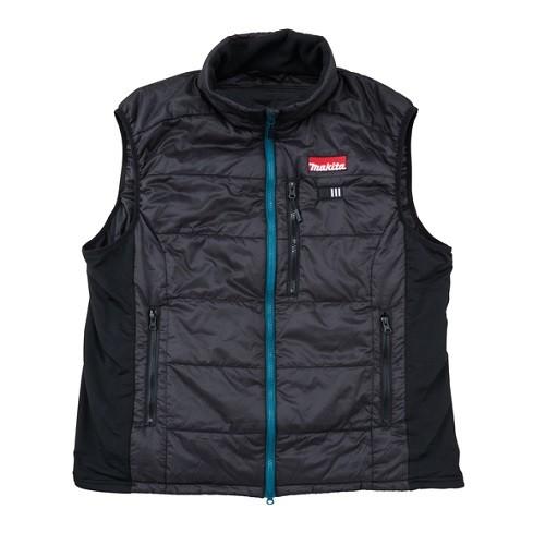 Makita Gilet giacca gilet riscaldato a batteria senza fili 3XL (senza batteria e caricatore) - CV101DZ3XL