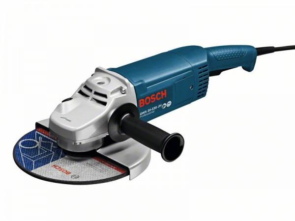 Bosch Professional Haakse slijpmachines GWS 20-230 JH - 0601850M03