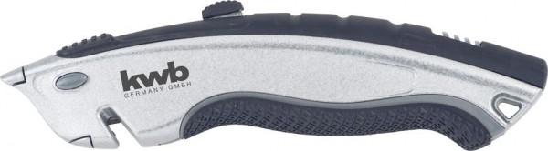 KWB Ergonomisch veiligheidstrapeziummes met koordsnijder, 175 mm - 013320