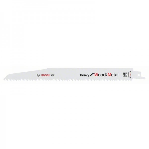Bosch Reciprozaagblad S 1110 VF Heavy for Wood and Metal