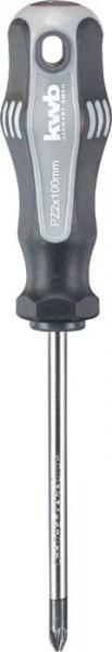 KWB Werkplaatschroevendraaier, PZ2, 100 mm - 663202