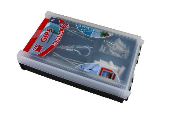TOX Assortimento per intercapedini Monteur Gips Pro 62 pz - 94901061