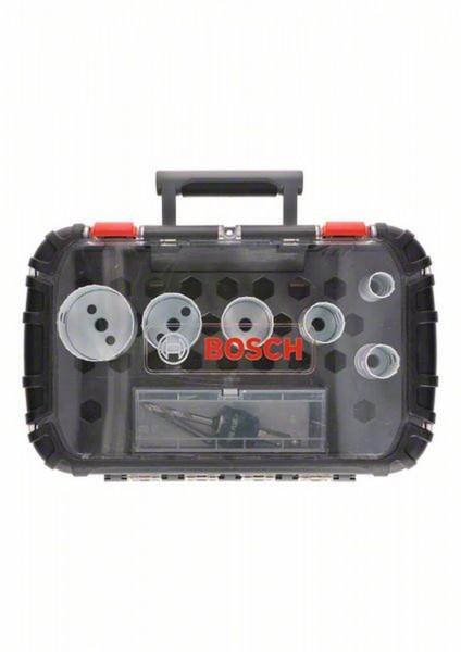 Bosch Set per elettricisti Progressor for Wood and Metal, 22-65 mm - 2608594188