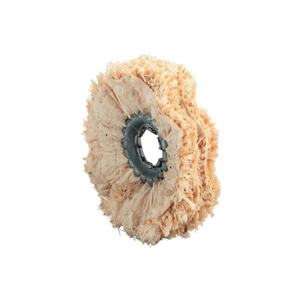 Metabo 5 anillos pulidores de sisal impregnados, 100x15 mm, para SE 12-115 - 623507000