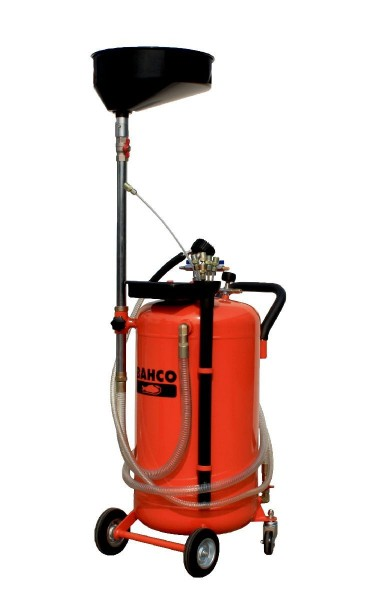 Bahco Vidange d'huile à la pression atmosphérique - bod8902