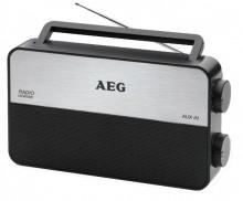 AEG Transistorradio FM/AM/LW TR 4152, schwarz - 400668