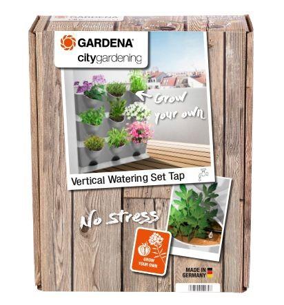 Gardena NatureUp! Bewateringsset Verticaal Waterkraan - 13156-20