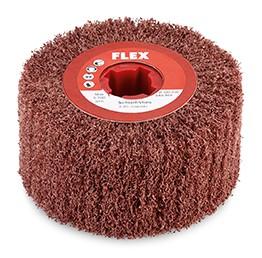 Flex Toile abrasive, grain A 400 (très fin), Ø 100 x 100 - 256976
