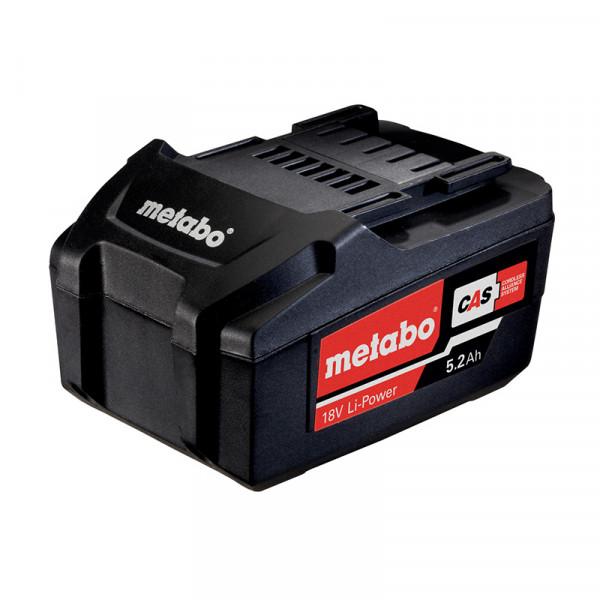 """Metabo Akkupack 18 V, 5,2 Ah, Li-Power, """"AIR COOLED"""" - 62559200"""