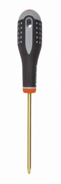 Bahco Cacciavite ERGO antiscintilla Alluminio Bronzo - NS302-2-125