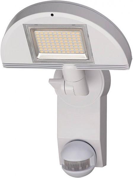 Brennenstuhl Sensor LED-Leuchte Premium City LH 562405 PIR IP44 weiss, mit Infrarot-Bewegungsmelder