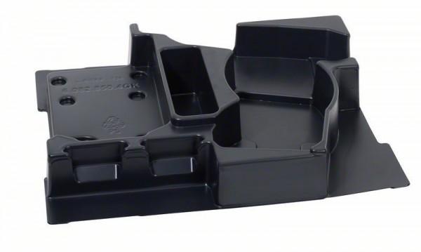 Bosch Professional Einlage für Boxen, passend für GDR 18 V-LI MF/GDS 18 V-LI HT
