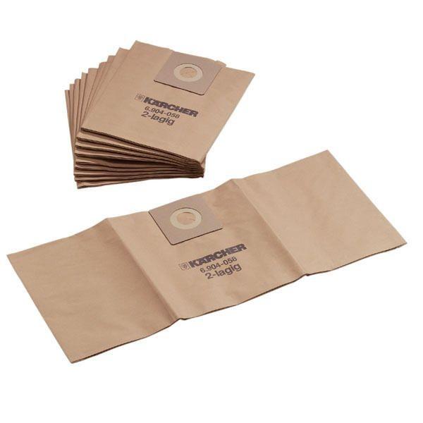 Kärcher Sacs filtrants papier pour A2054Me