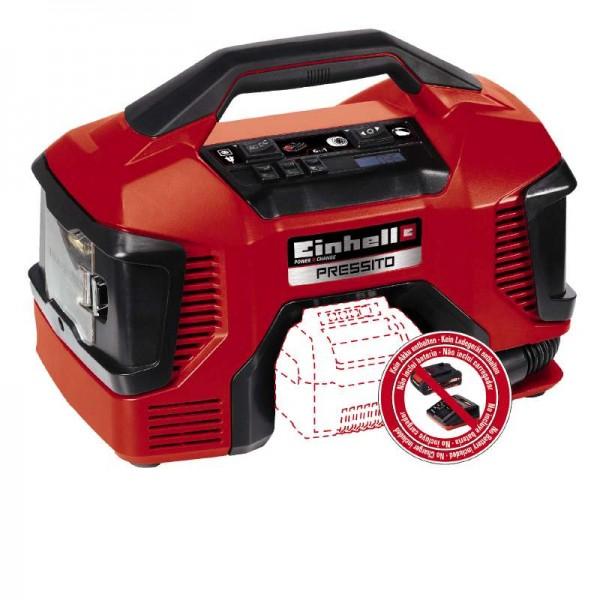 Einhell Compressore PRESSITO, senza batteria e caricatore - 4020460